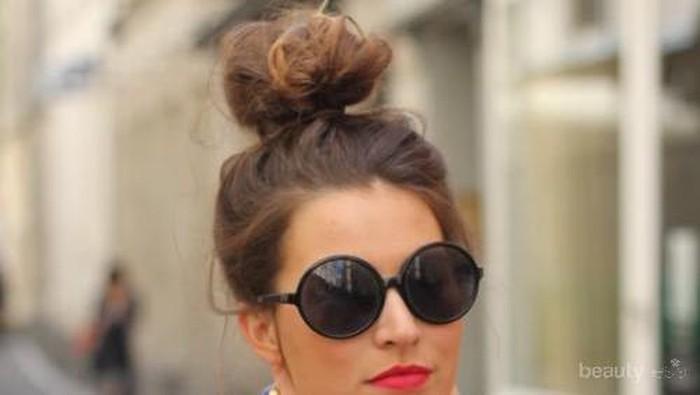 Inspirasi Hair Bun, Gaya Rambut yang Tidak Pernah Mati