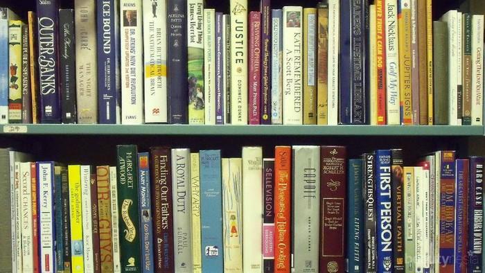 Perpustakaan Menakjubkan Berikut Ini Tidak Berada di Dalam Gedung Loh!