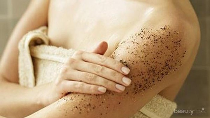 Percantik Kulit dengan Home-made Body Scrub