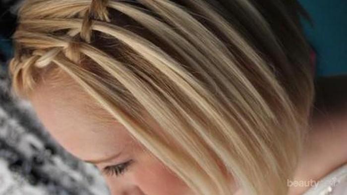 8 Gaya Kepang untuk Rambut Pendek
