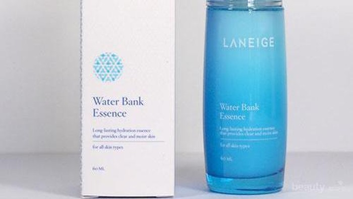 Laneige Water Bank Essence (Review)