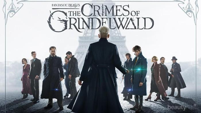 Fantastic Beast The Crimes Of Grindelwald bagus atau biasa aja?