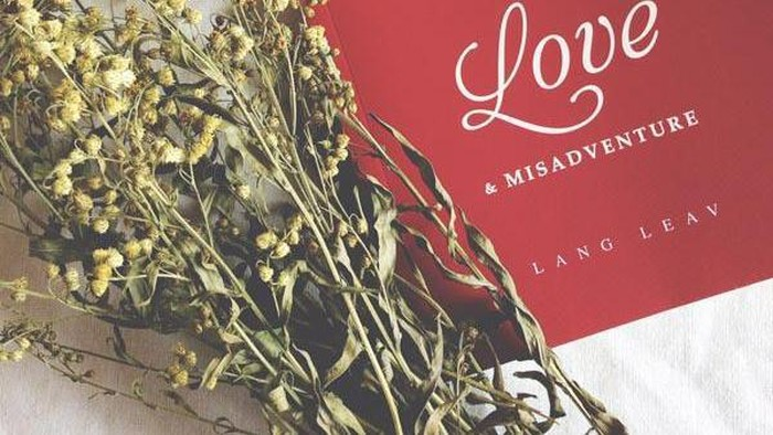Quotes Terbaik Buku Love & Misadventure