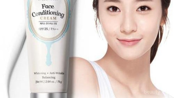 Etude House Face Conditioning Cream SPF 25/PA++ (Review)