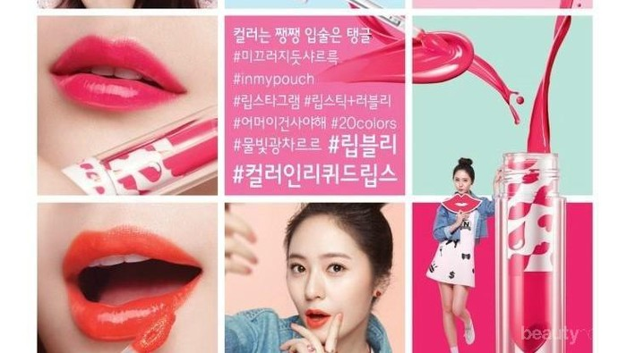 Review Pengguna: Etude House Color in Liquid Lips