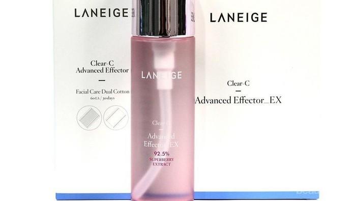 Review Laneige Clear C Advanced Effector Untuk Jerawat