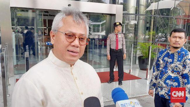 Ketua KPU Arief Budiman mengatakan tak ada yang dapat menjamin jika pilkada ditunda ke 2021 saat itu pandemi corona telah selesai.