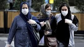 Rekor Baru di Iran, Kasus Kematian Harian Corona 163 Orang