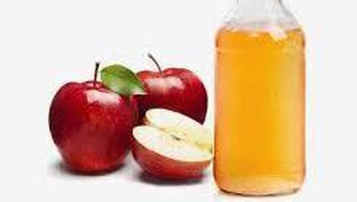 Tampil Cantik Dengan Cuka Apel