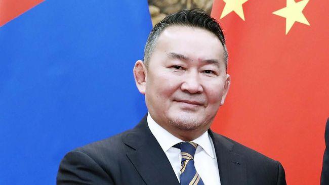 Presiden Mongolia, Khaltmaagiin Battulga, dan sejumlah pejabat dikarantina untuk mengantisipasi virus corona usai kunjungan kerja ke China.