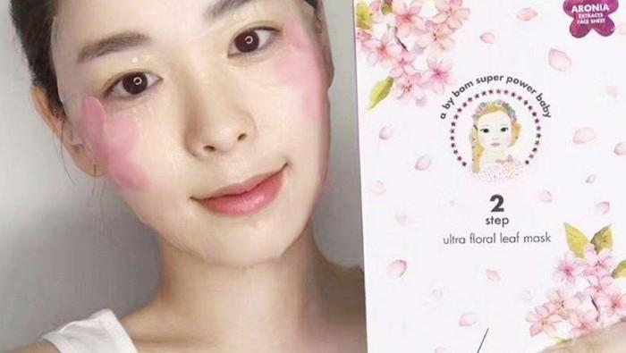 [FORUM] Ada yang Udah Pernah Coba Masker Bunga atau Daun dari Korea Ini?