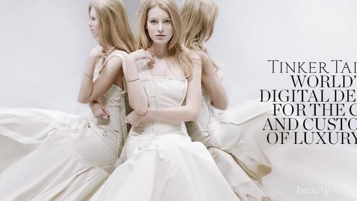 Fashion 3D ala Tinker Tailor Tawarkan Jasa Pembuatan Baju Secara Online