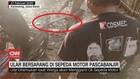 VIDEO: Ular Bersarang di Sepeda Motor Pascabanjir