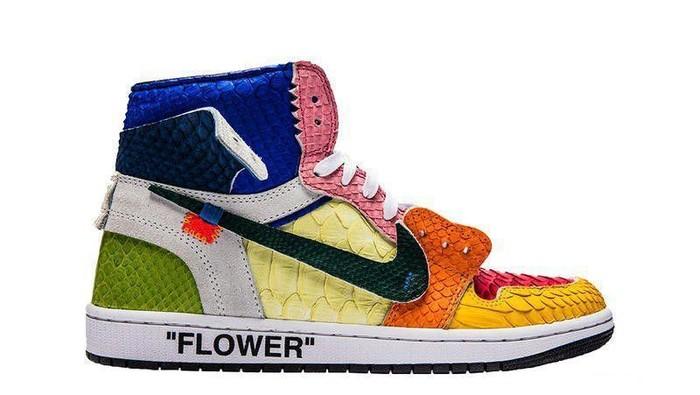 [FORUM] Ada yang Suka Koleksi Sneakers? Nike Air Ngeluarin Edisi Terbaru Kece Juga Gengs Kaya Kulit Uler