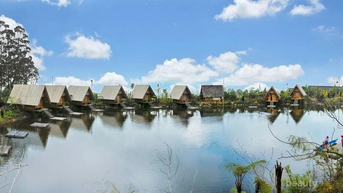 Dusun Bambu Bandung, Surga Wisata Bagi Pencinta Alam