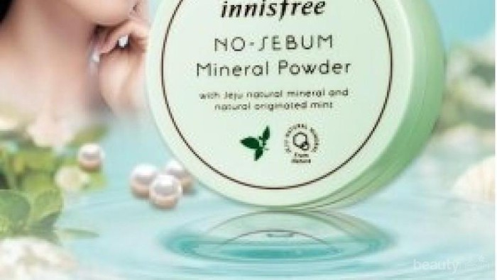 Innisfree No Sebum Mineral Powder (Review)