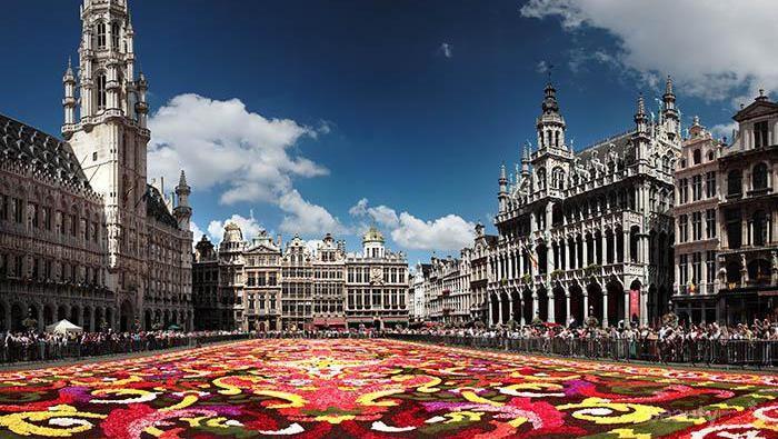 Belgia, Negara Unik Tujuan Wisata (Bagian 1)