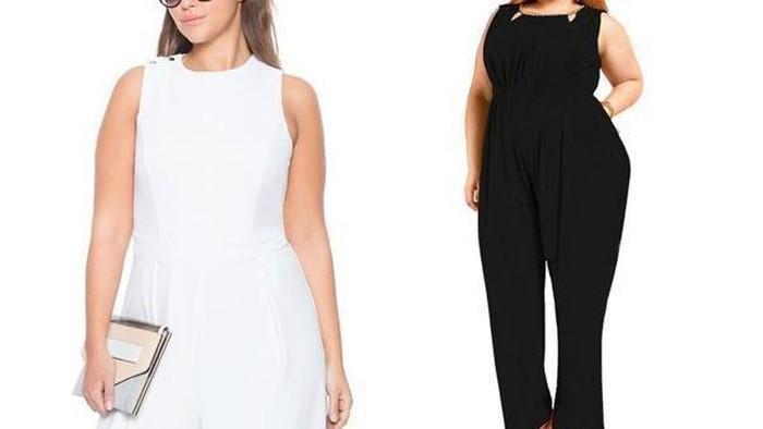 [FORUM] Badan Big Size dan Pendek Cocok Pakai Jumpsuit Ngga?
