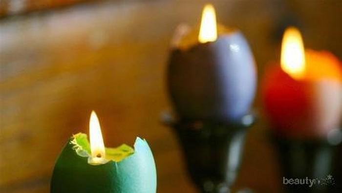 15 Kreasi Unik Terbuat dari Lilin (Bagian 1)