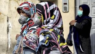 Satu Penduduk Iran Positif Covid-19 Meninggal Setiap 5 Menit