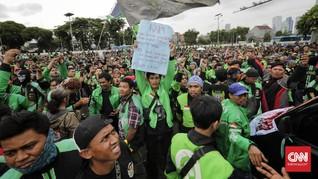 Dilarang Bawa Orang Kala New Normal, Ojol Siap Geruduk Istana