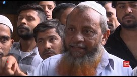 VIDEO: Kesaksian Warga Muslim Usai Diserang Umat Hindu India