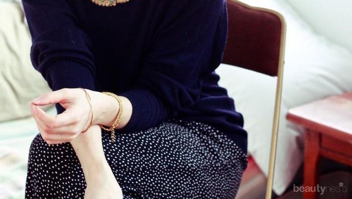 Fashionable, Hijab ala Hana Tajima