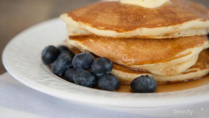 Tips Membuat Pancake Sempurna Ala Cafe
