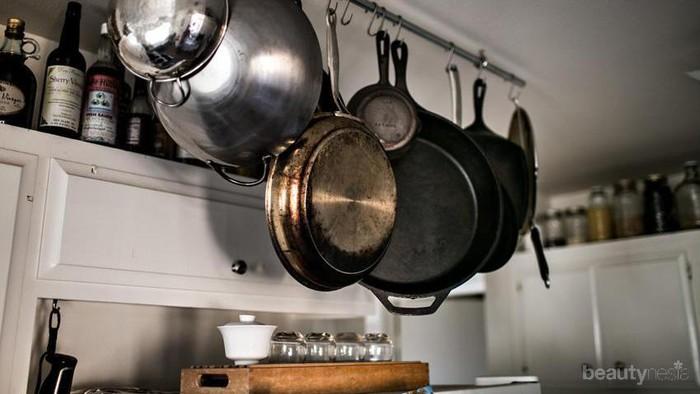 Kenali Perbedaan Bentuk & Penggunaan Penggorengan
