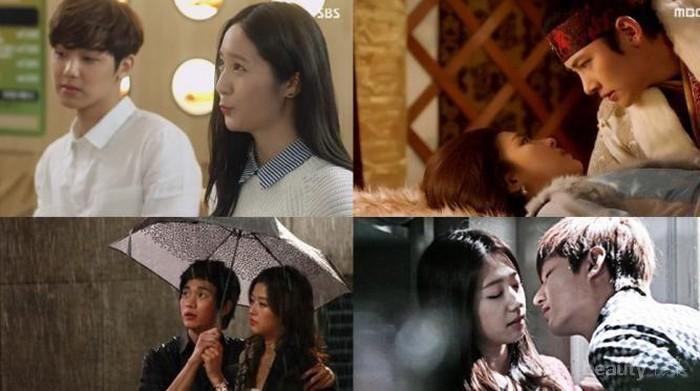 10 Pasangan Terbaik di Drama Korea