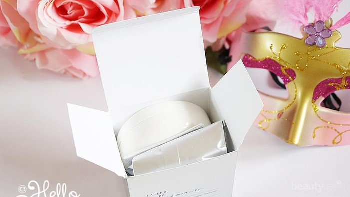 Laneige Snow BB Soothing Cushion No. 21 Natural Beige (Review)