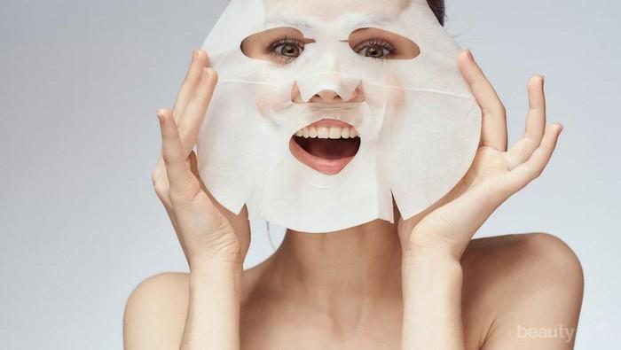 Pake sheet mask setiap hari boleh gak sih?