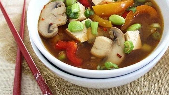 Ide Resep Sup Keto yang Bergizi Serta Lezat Ini Patut Dicoba Saat Diet!