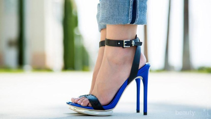 Mix N Match Strappy Heels