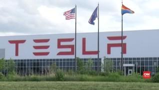VIDEO: Panasonic Cerai dengan Tesla di Proyek Panel Surya