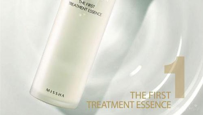 Missha Time Revolution First Treatment Essence (Review)