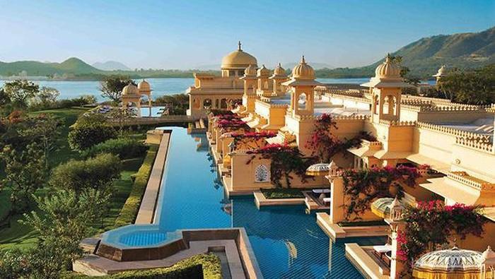 10 Hotel Paling Menakjubkan di Dunia (Bagian 1)