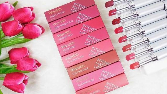 5 Rekomendasi Wardah Intense Matte Lipstik yang Paling Banyak Dicari