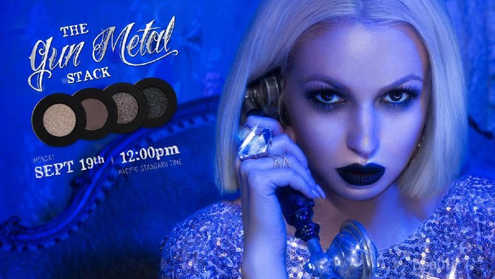 Don't Miss It! Peluncuran Perdana Eyeshadow Kit dari Brand Indie Asal Los Angeles, Melt Cosmetics.
