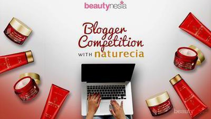 20 Finalis Beautynesia Blogger Competition with naturecia