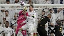 Daftar Pemain Absen di Man City vs Real Madrid