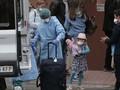 FOTO :  Panik Virus Corona di Hotel Spanyol