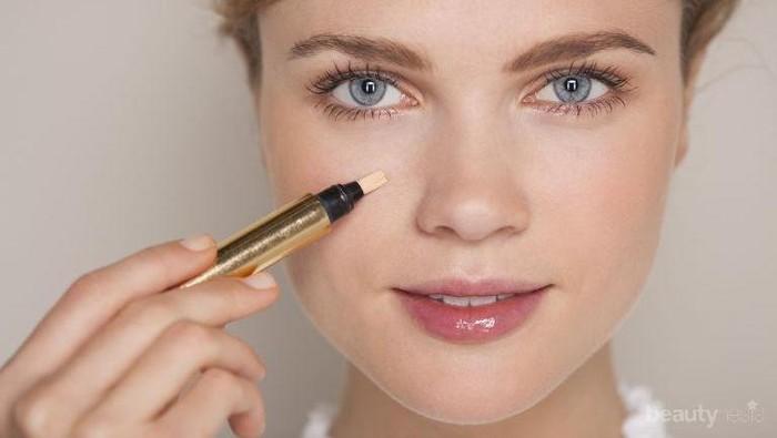Begini 4 Trik Makeup Menggunakan Concealer Agar Kamu Bebas dari Mata Panda