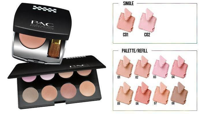 Review: PAC Blush On
