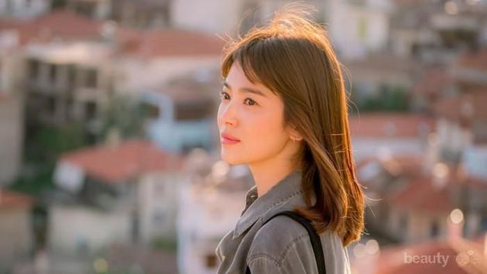 Makeup Natural ala Song Hye Gyo 'Descendants of the Sun'
