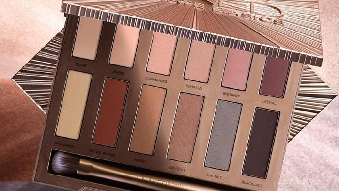 Matte Eyeshadow Palette: Urban Decay Naked Ultimate Basics Palette