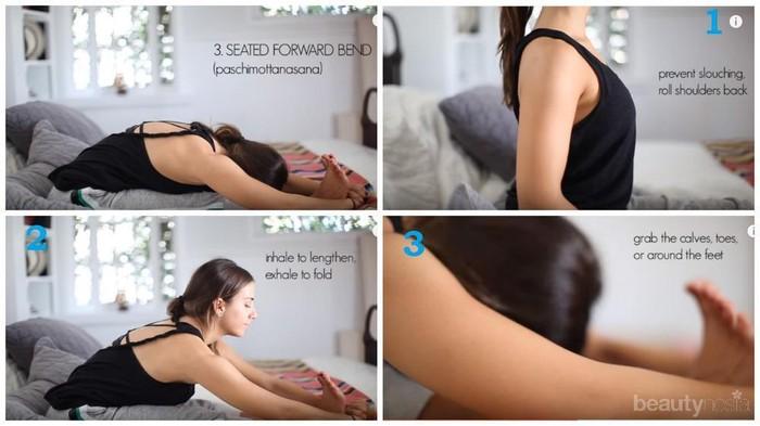 Susah Tidur? Lakukan 5 Pose Yoga Mudah Ini!