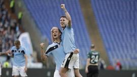 Kalahkan Bologna, Lazio Kuasai Puncak Klasemen Liga Italia
