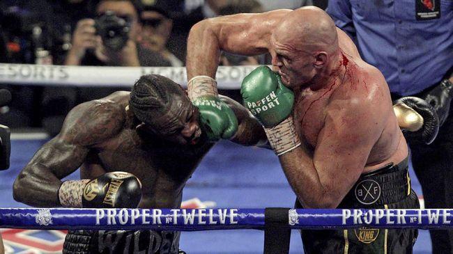 Tyson Fury mengakui bahwa lawan berikutnya untuk dirinya masih belum jelas antara Anthony Joshua atau Deontay Wilder.
