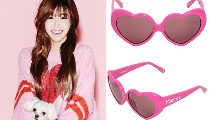 Inspirasi Sunglasses Menawan ala Selebriti Korea